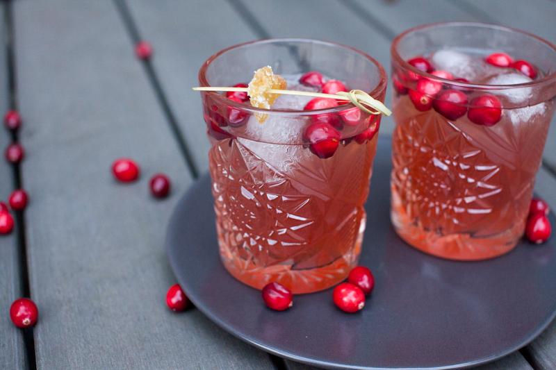 cranberry ginger margarita recipe