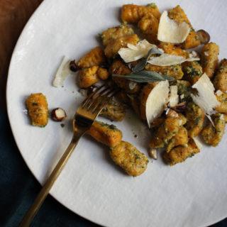 Nashville recipe developer writer food stylist culinary kabocha squash gnocchi with hazelnut sage pesto forumfinder Choice Image